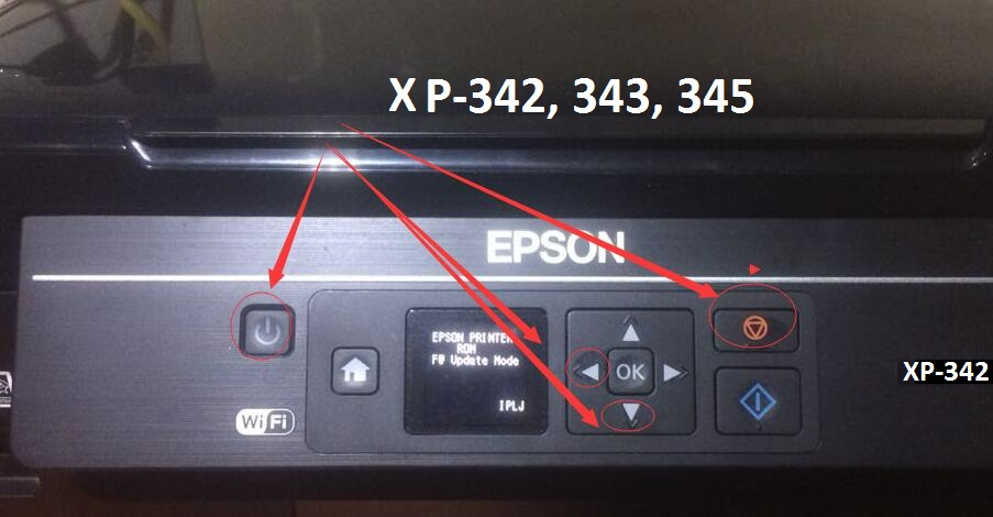 Chipless Firmware Epson